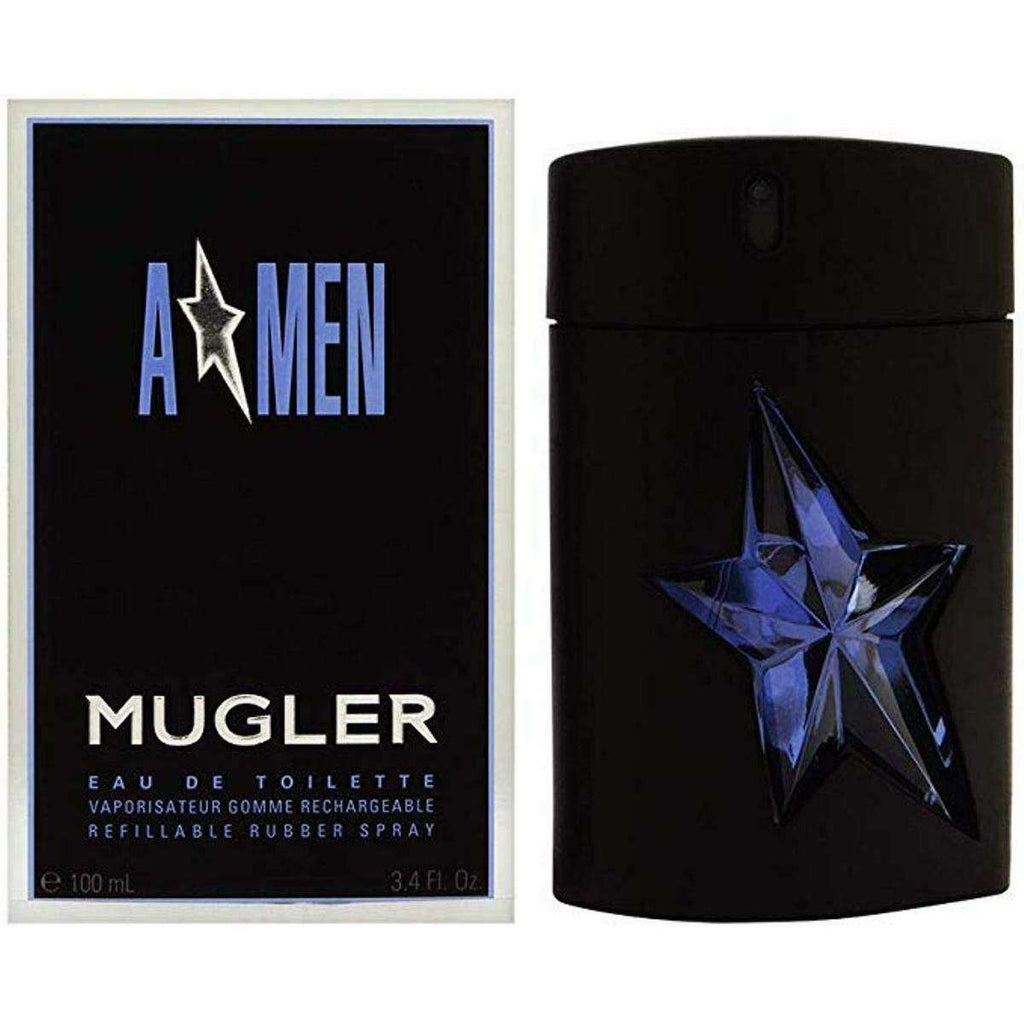 Thierry Mugler Eau De Toilette Refillable Spray, Angel , 1.7 Ounce