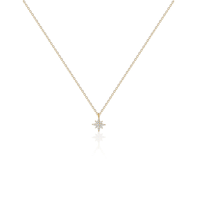 Starburst Necklace - essentialsjewels.com