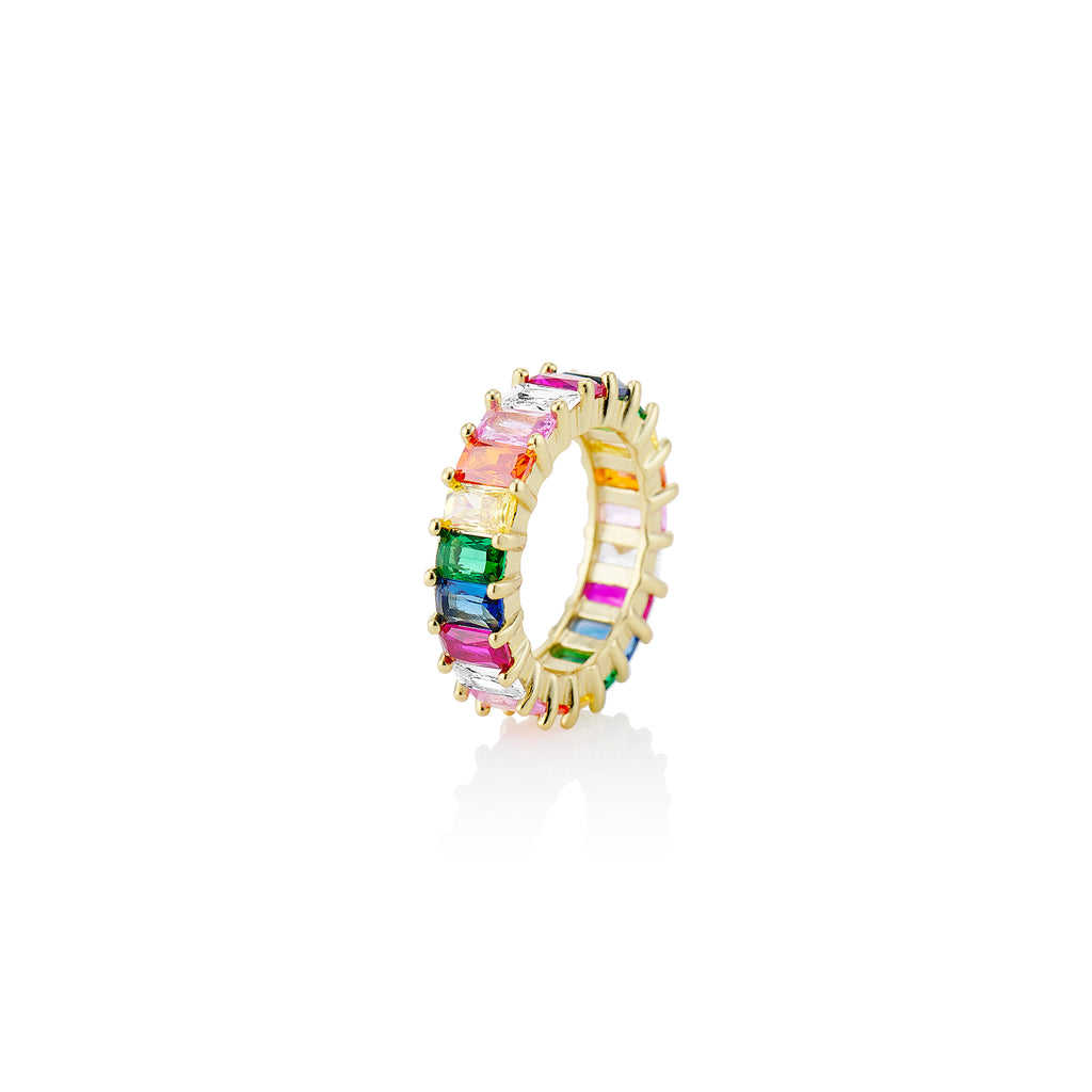 Rainbow Band - essentialsjewels.com