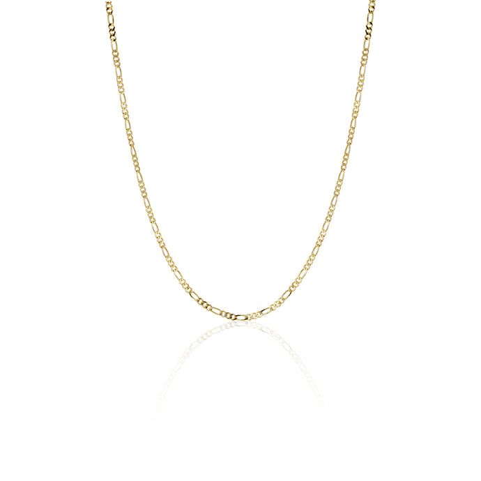 Figaro Chain Necklace - essentialsjewels.com