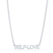 SELF-LOVE Necklace - essentialsjewels.com