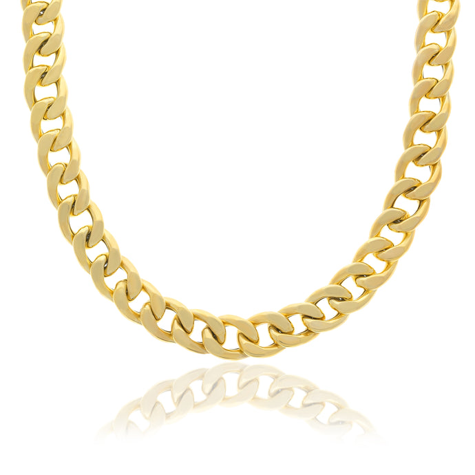 Cuban Necklace - essentialsjewels.com