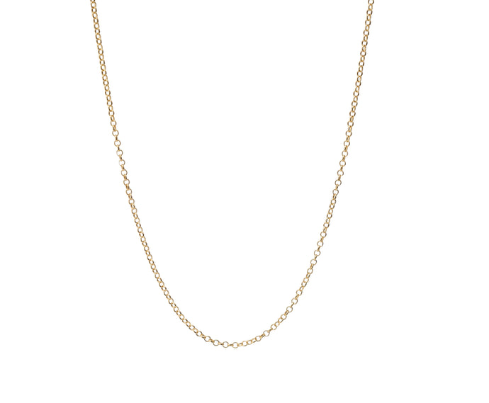 Round Chain Necklace - essentialsjewels.com