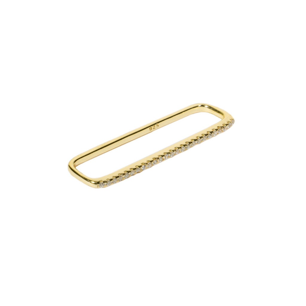 Bar Cartilage Ear Cuff - essentialsjewels.com
