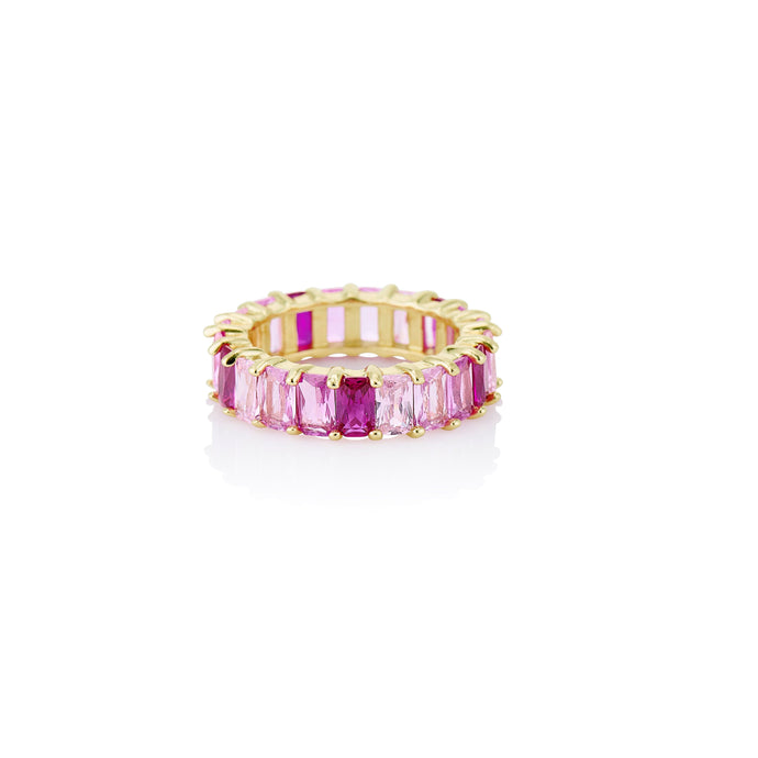 Shades Of Pink Band - essentialsjewels.com