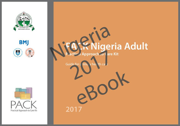 PACK Nigeria Adult 2017 - eBook