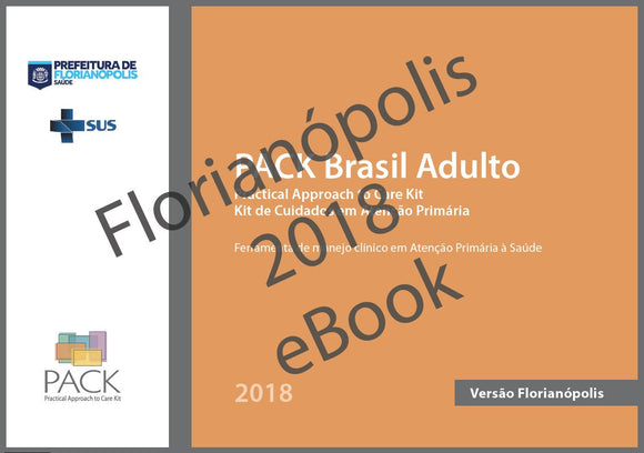 PACK Florianópolis Adult 2018 - eBook