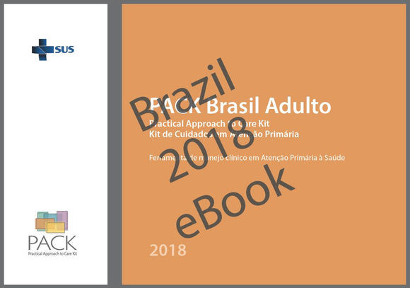 PACK Brazil Adult 2018 - eBook