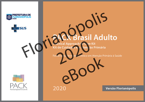 PACK Florianópolis Adult 2020 - eBook