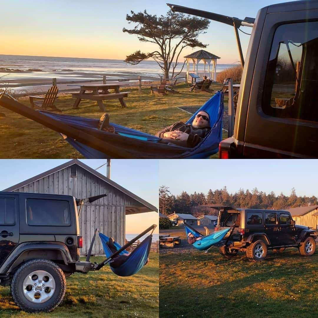 Buy 2 Free Shipping! Leisure Travel Hammock