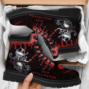 【New Year Special Product】JACK SKELLINGTON TBL BOOTS