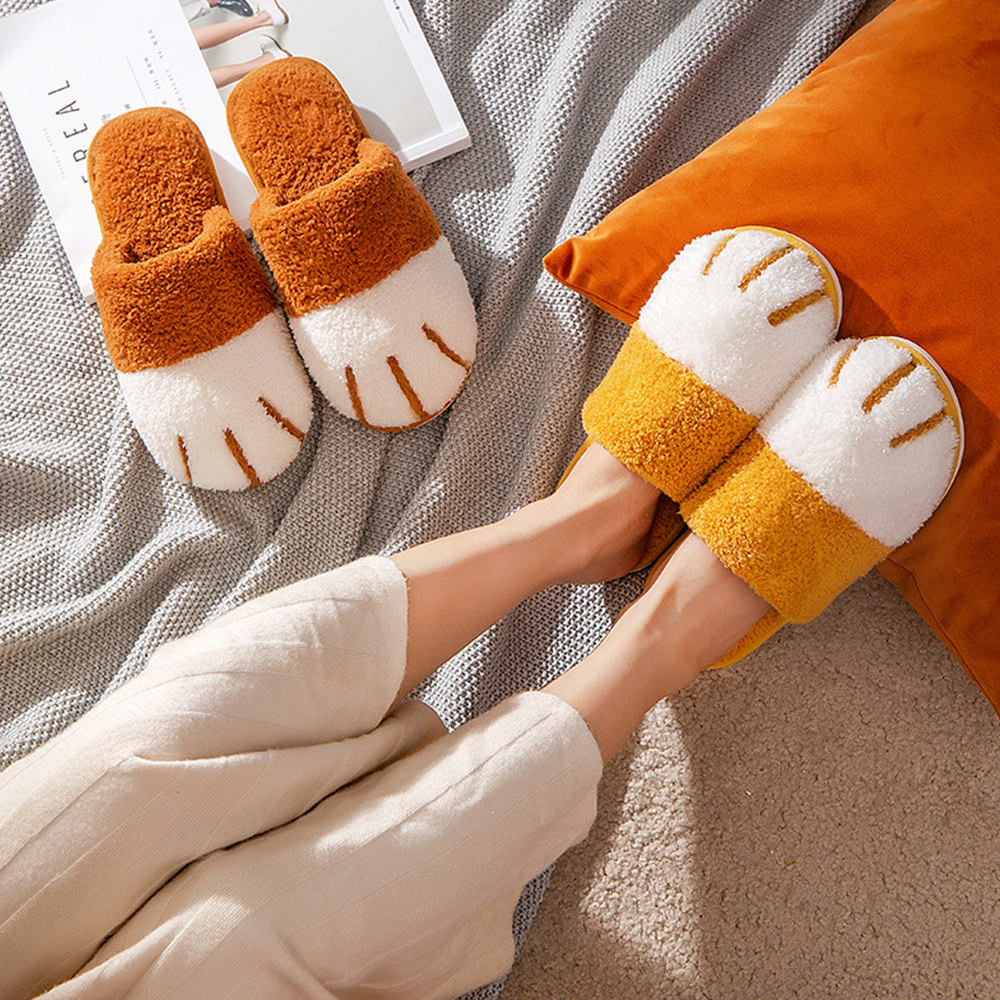 Cat Paw Slippers