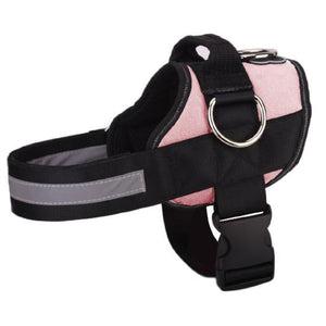 NEW All-In-One™ No Pull Dog Harness pink