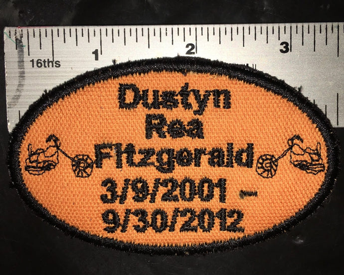 Ti's Make Your Own Patch