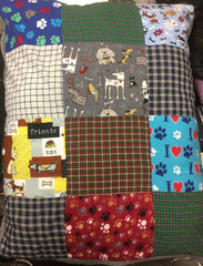 "Ti's Handmade Patchwork Pet Bed 29"" X 21"""