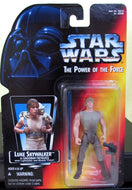 StarWars Power of the Force Red Card Luke in Dagobah