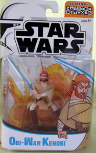 StarWars Clone Wars Obi-Wan Kenobi Cartoon Network