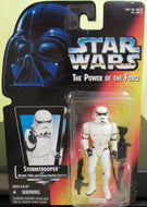 StarWars Power of the Force Red Card StormTrooper