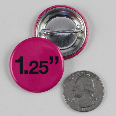 "1.25"" Buttons"