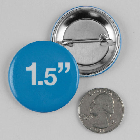 "1.5"" Buttons"