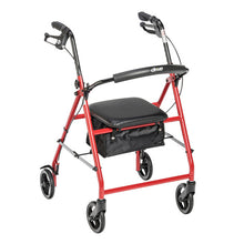 "Load image into Gallery viewer, Rollator with 6"" Wheels"