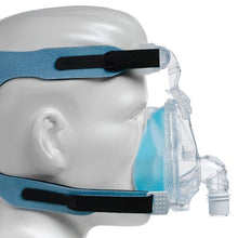 Load image into Gallery viewer, ComfortGel Blue Full Face CPAP Mask with Headgear