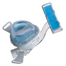 Load image into Gallery viewer, TrueBlue Gel Nasal CPAP Mask with Headgear