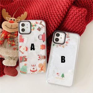 Christmas Snowflake Phone Case