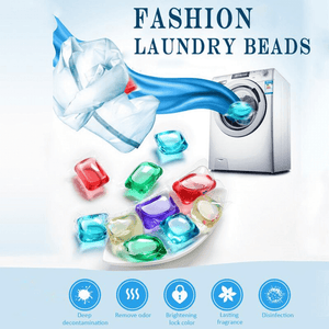 Long-Lasting Scent Laundry Beads