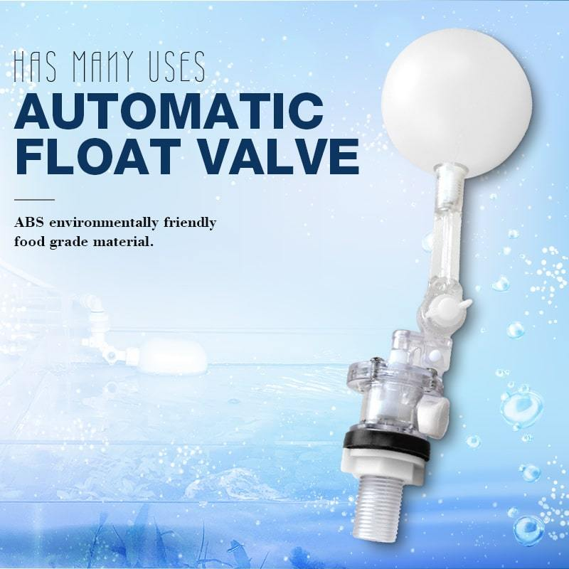 Automatic Float Valve