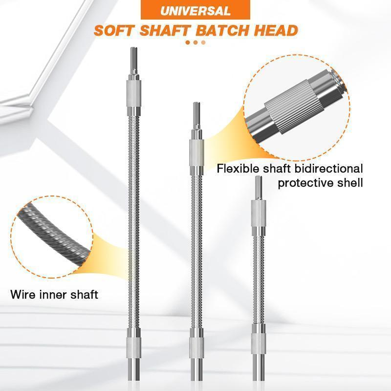 Universal Soft Shaft Batch Head