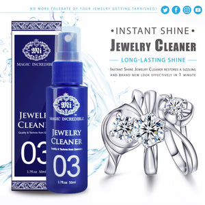 (50%OFF)Instant Shine Jewelry Cleaner