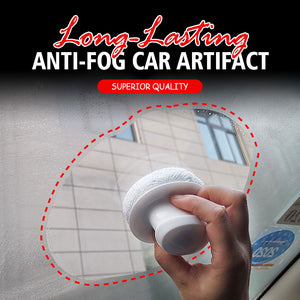 Long-Lasting Anti-Fog Car Artifact