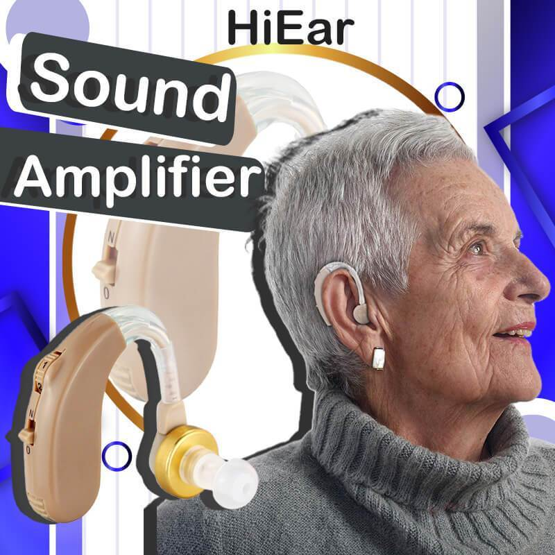 HiEar Sound Amplifier