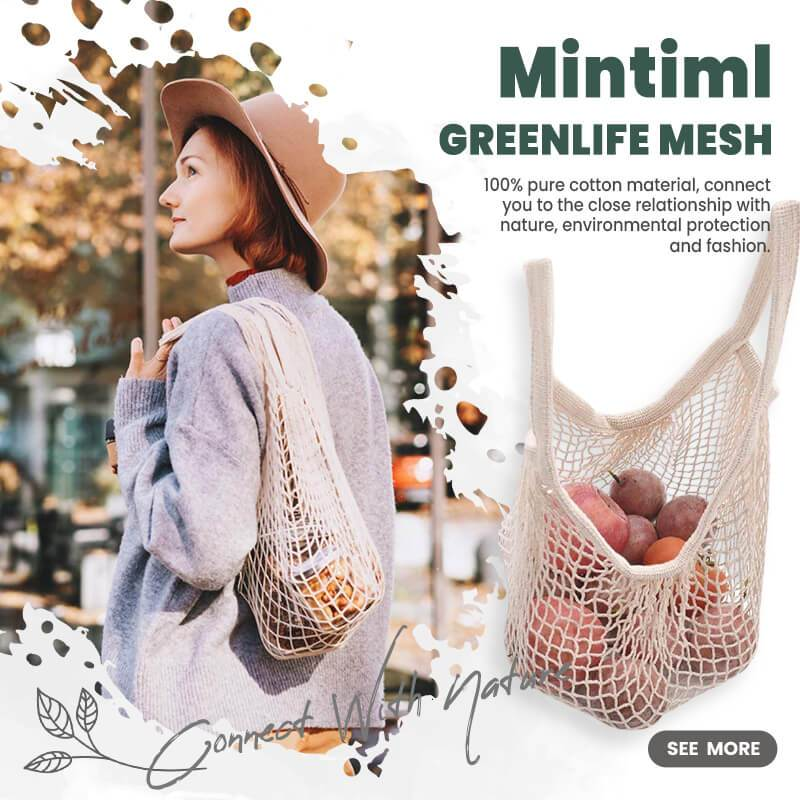 Mintiml GreenLife Mesh