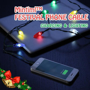Mintiml Festival Phone Cable