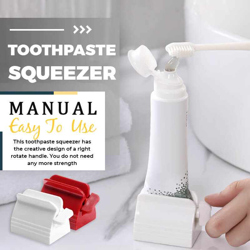 Manual Toothpaste Squeezer