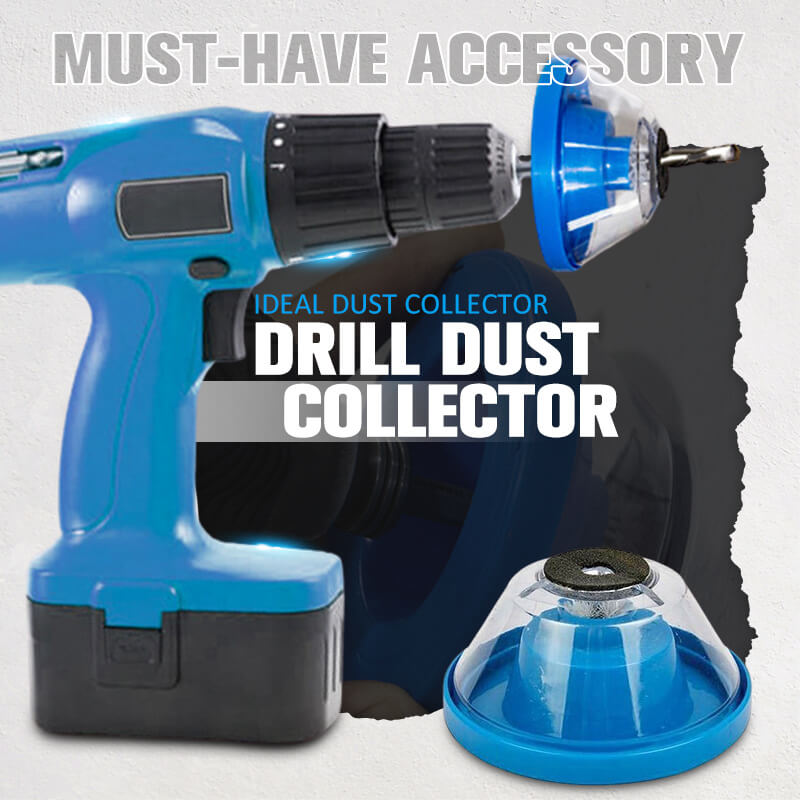 Must-Have Accessory Drill Dust Collector