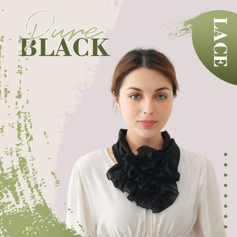 Lace Variety Scarf