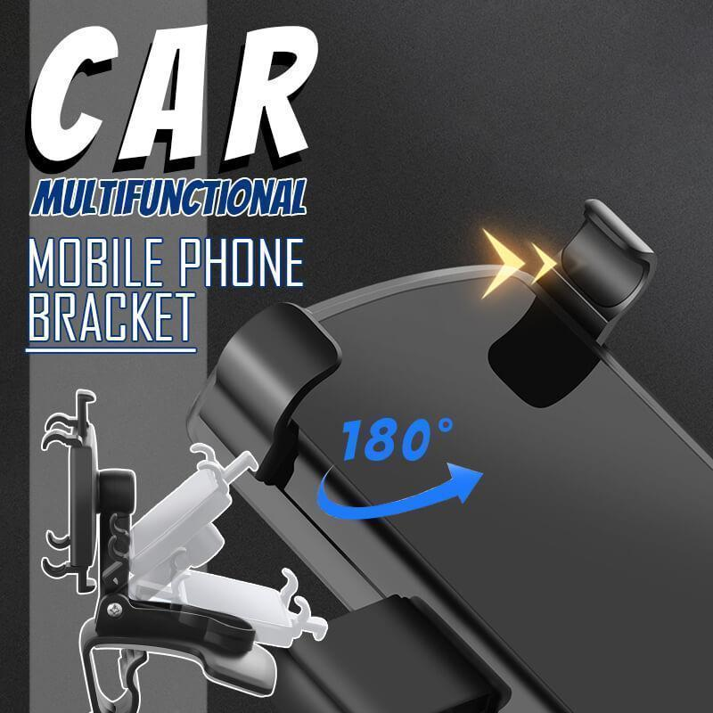 Car Multifunctional Mobile Phone Bracket(50% OFF)