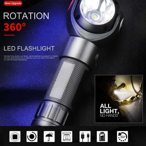 USB Rotating LED Work Light