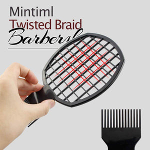 Mintiml Twisted Braid Barbershop