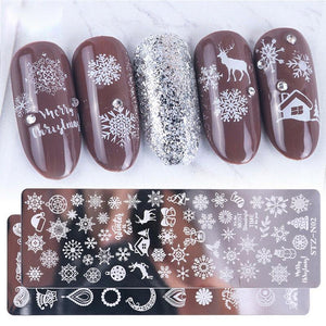 Nail Transfer Plate
