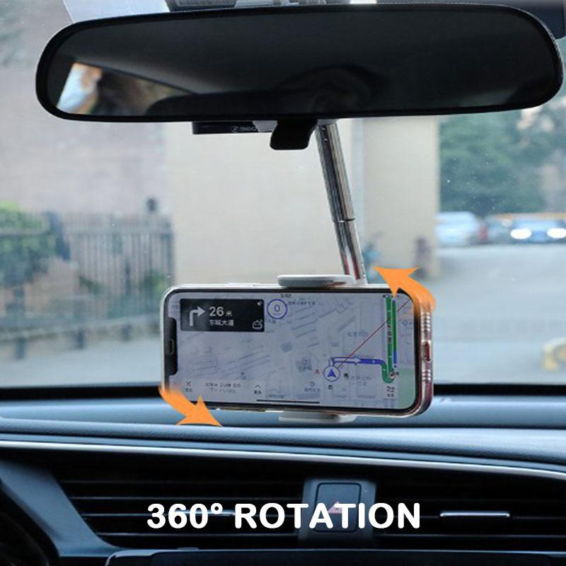 Invisible Car Phone Holder