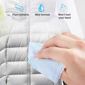 Clothing cleaning wipes-Buy 2 get 1
