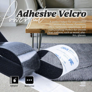Backing Adhesive Velcro