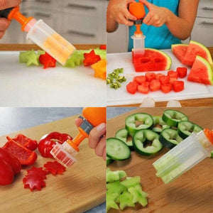 Fruit Vegetable Shape Cutter
