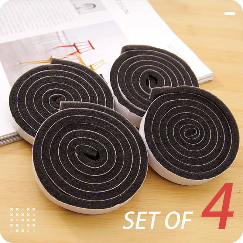 Sponge Single Side Rubber Seal Strip