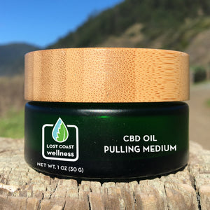 CBD Oil Pulling Medium
