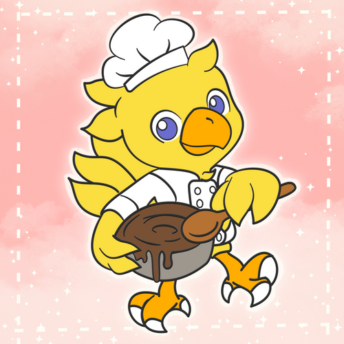 (PRE-ORDER) Final Fantasy - Chef Chocobo